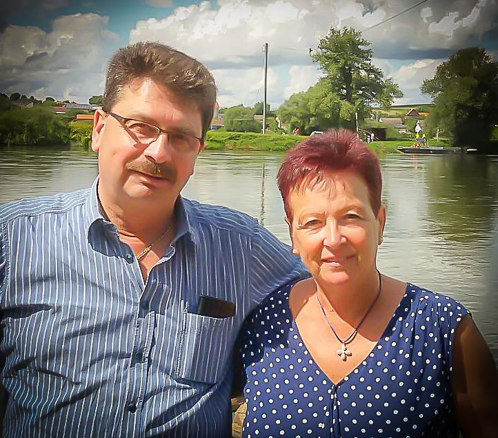 Karl-Heinz Ehrlich und Martina Ehrlich